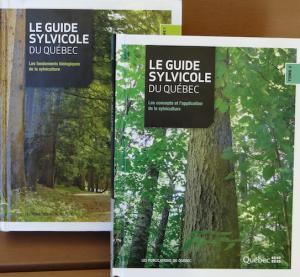 Guide Sylvicole Du Québec (tomes 1 & 2)