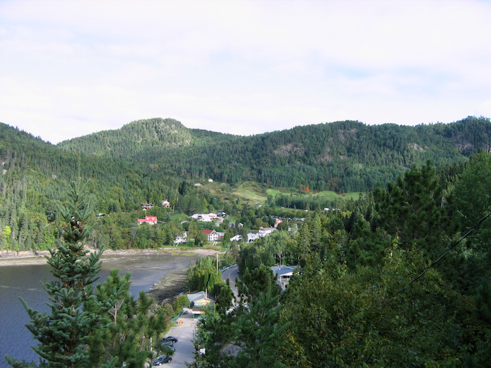 Ste-Rose-du-Nord (Saguenay - Photo: E. Alvarez)