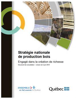 Stratégie production bois